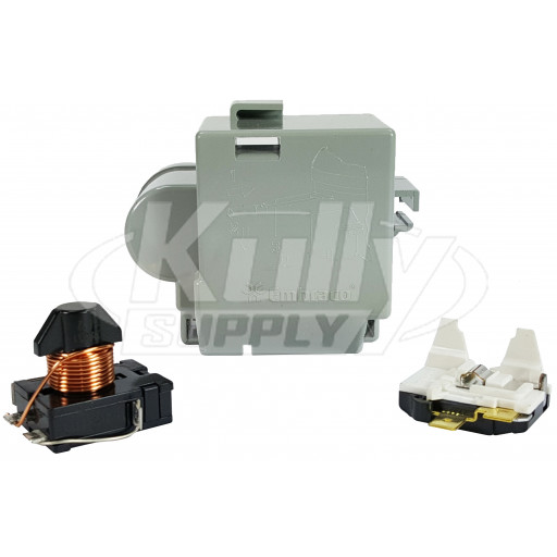 98535C Overload, Relay and Cover Kit - 115V