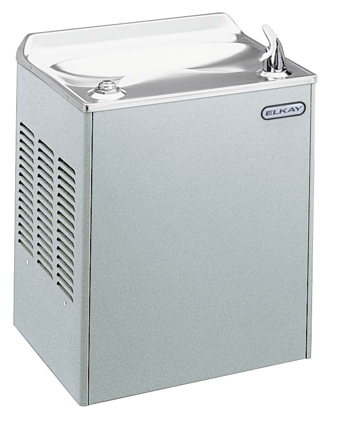 Elkay EWCA8S1Z Stainless Steel Drinking Fountain