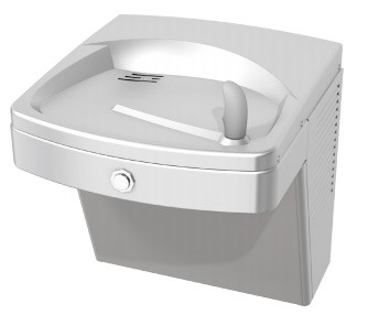 Oasis PGV8AC Vandal-Resistant Drinking Fountain