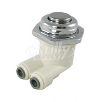 Elkay 98536C Push Button Valve Kit