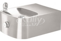 Haws 1109.14 Wall Mounted NON-REFRIGERATED Drinking Fountain