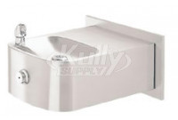 Haws 1109BP NON-REFRIGERATED Drinking Fountain