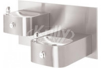 Haws 1119 Bi-Level NON-REFRIGERATED Drinking Fountain