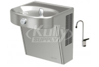Elkay VRCHDDSF Heavy Duty Vandal-Resistant NON-REFRIGERATED Drinking Fountain with Glass Filler