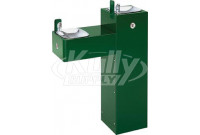 Haws 3300FR Outdoor Freeze-Resistant Drinking Fountain