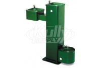 Haws 3500D Outdoor Drinking Fountain