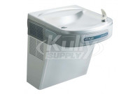 Elkay EZODS Stainless Steel Sensor-Operated NON-REFRIGERATED Drinking Fountain