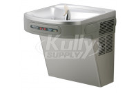 Elkay LZODS Filtered Stainless Steel Sensor-Operated NON-REFRIGERATED Drinking Fountain