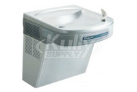 Elkay LZO8S Sensor-Operated Stainless Steel Drinking Fountain with Filter