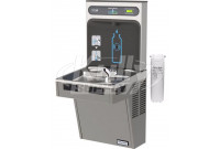 Halsey Taylor HydroBoost HTHB-HACG8PV-WF GreenSpec Filtered Drinking Fountain with Bottle Filler