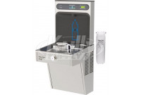 Halsey Taylor HydroBoost HTHB-HVRGRN8-WF GreenSpec Filtered Vandal-Resistant Drinking Fountain with Bottle Filler