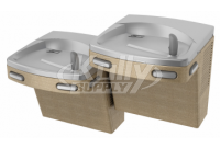 Oasis PGACSL NON-REFRIGERATED Dual Drinking Fountain