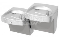 Oasis PGV8ACSL Vandal-Resistant Dual Drinking Fountain