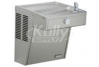 Elkay VRCFR8S Vandal-Resistant Drinking Fountain with Frost-Resistance
