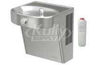 Elkay LVRCHDDS Filtered Heavy Duty Vandal-Resistant NON-REFRIGERATED Drinking Fountain
