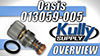 Overview Video: Oasis Valve Stem 013059-005