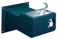 Halsey Taylor 4705FR Freeze-Resistant Outdoor Drinking Fountain
