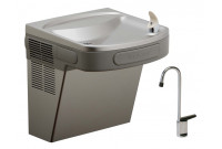 Elkay EZSDLF Wall Mount Drinking Fountain w/LK1110 Glass Filler