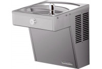Halsey Taylor HVR-L/R ADA Non-Refrigerated Vandal-Resistant Drinking Fountain