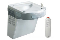 Elkay LZS8S Water Cooler Drinking Fountain, Ref. 8GPH