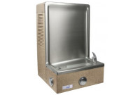 Oasis PLF8SKTP SAN Water Cooler (Refrigerated Drinking Fountain) 8 GPH