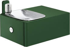 Haws 1025 Barrier-Free Wall Mounted Drinking Fountain