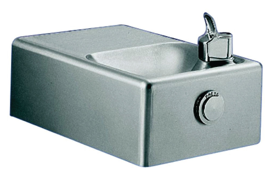 Oasis F140PM NON-REFRIGERATED In-Wall Drinking Fountain
