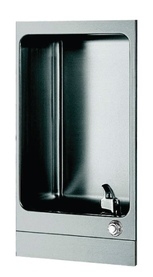 Oasis F240PM NON-REFRIGERATED Fully-Recessed Drinking Fountain