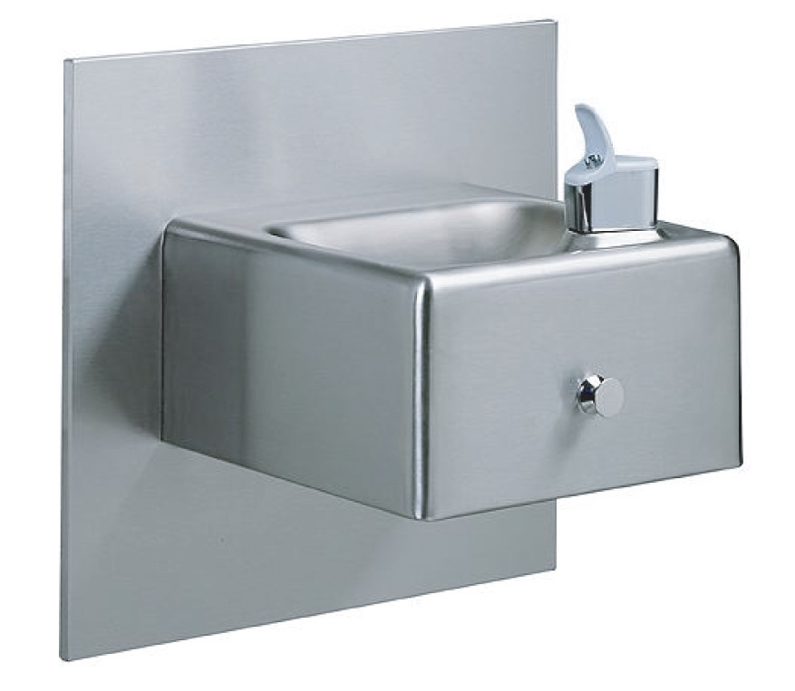 Oasis M110FZ Feeze Resistant Non-Refrigerated  In-Wall Drinking Fountain