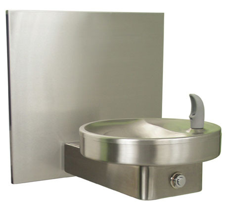 Oasis M140R Non-Refrigerated In-Wall Drinking Fountain