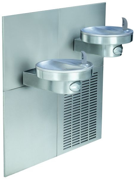 Sunroc DRF-7201 Water Cooler (Refrigerated Drinking Fountain) 8 GPH
