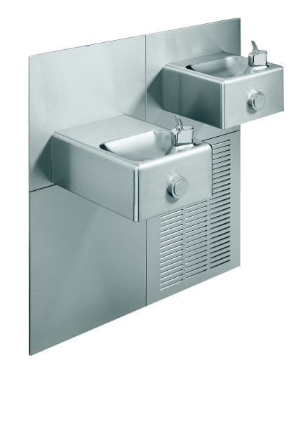 Sunroc DRF-3801 Water Cooler (Refrigerated Drinking Fountain) 8 GPH