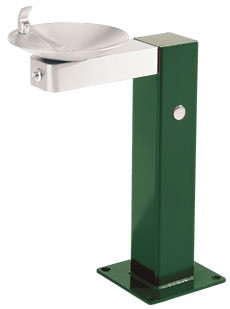 Haws 3377FR Outdoor Freeze-Resistant Drinking Fountain