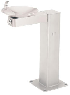Haws 3377G Outdoor Drinking Fountain