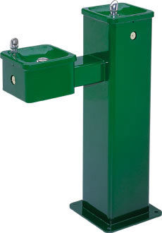 Haws 3500 Outdoor Drinking Fountain