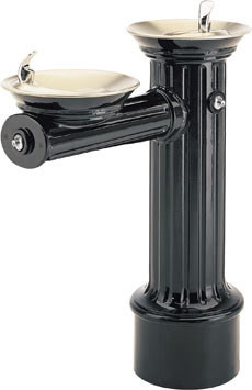 Haws 3511FR Outdoor Freeze-Resistant Drinking Fountain