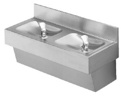 Halsey Taylor 7020 Non-Refrigerated Drinking Fountain
