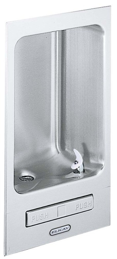 Elkay EDFB12FPK Freeze Resistant Recessed Drinking Fountain