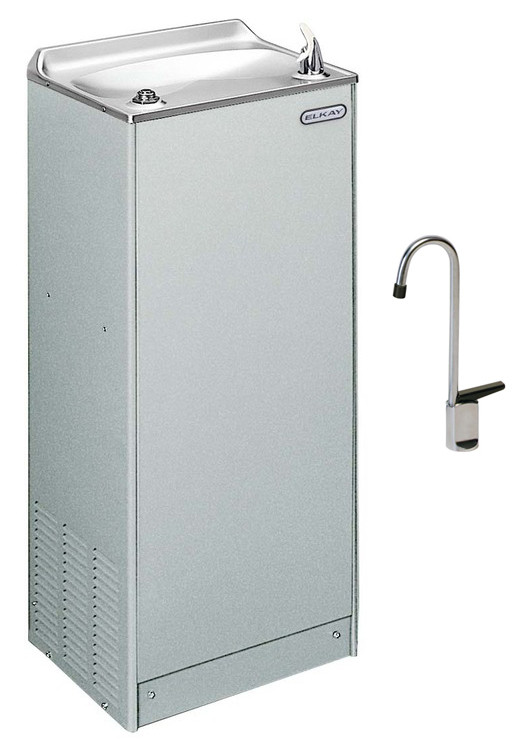 Elkay EFA20LF1Y Drinking Fountain with Glass Filler