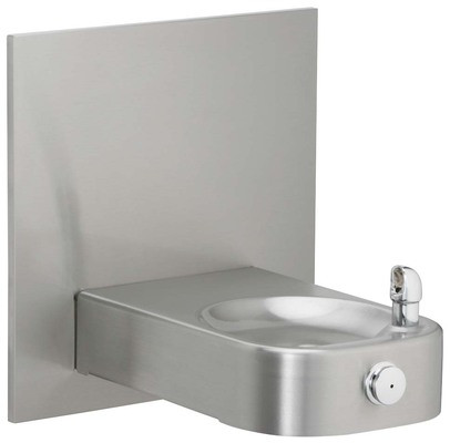 Elkay EHWM14FPK Slimline Soft Sides Frost Resistant Drinking Fountain