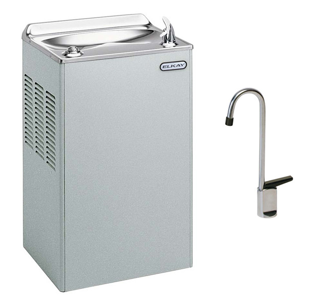 Elkay EWA14LF1Z Drinking Fountain with Glass Filler (Discontinued)