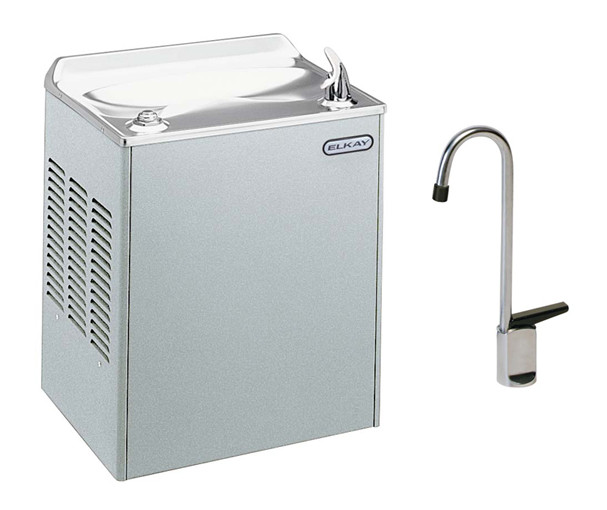 Elkay EWCA4LF1Z Drinking Fountain with Glass Filler