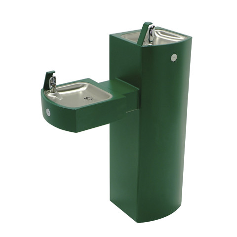 Murdock GSM55 Bi-Level Outdoor Drinking Fountain