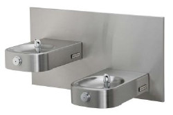 Halsey Taylor HDFBLEBP NON-REFRIGERATED Dual Drinking Fountain