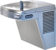 Haws HWUACP8SS Water Cooler (Refrigerated Drinking Fountain) 8 GPH