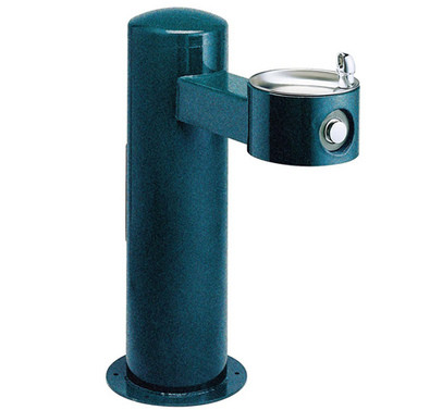 Elkay LK4410SFRK Sanitary Freeze-Resistant Outdoor Drinking Fountain