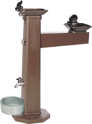 Murdock M-23-PFS Outdoor Drinking Fountain (Discontinued)