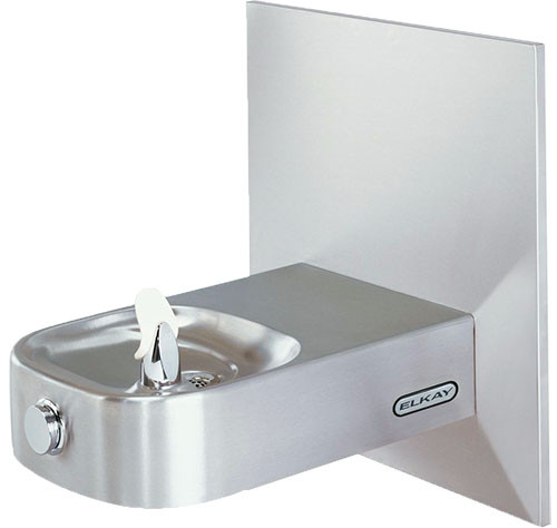 Elkay ECDFPW314C Soft Sides Drinking Fountain