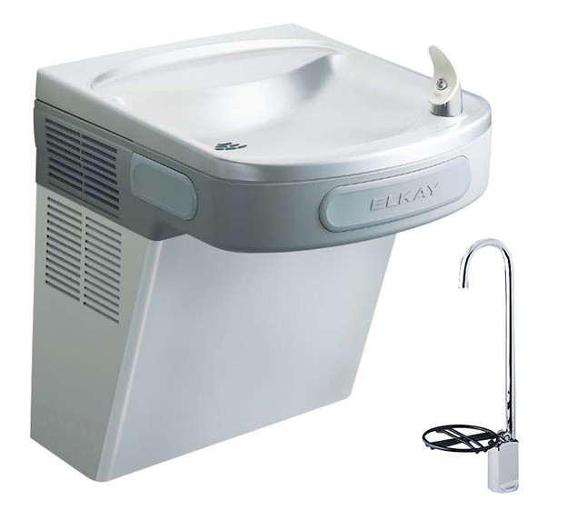 Elkay EZS8SF Water Cooler w/ LK1114 Glass Filler