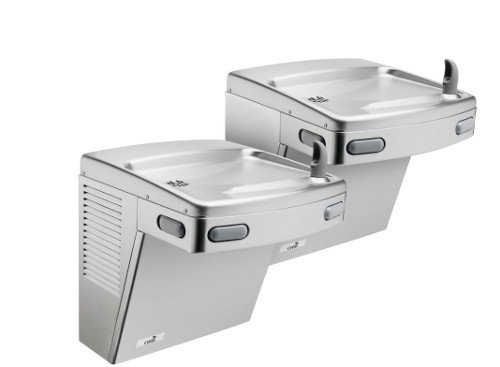 Sunroc ADA8ACB STN Water Cooler (Refrigerated Drinking Fountain) 8 GPH